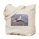 F-18 Hornet  Tote Bag