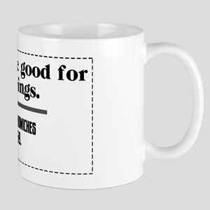 Women are good for 70 things. Mug