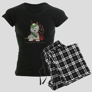 Highland Westie Pajamas