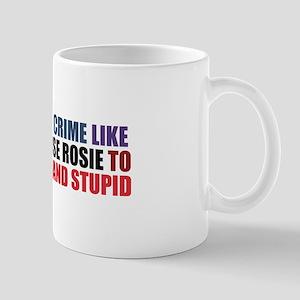 'Spoons' Mug