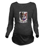 VP-24 Long Sleeve Maternity T-Shirt
