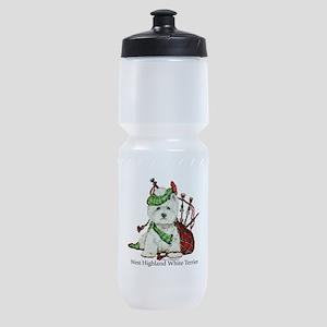 Highland Westie Sports Bottle