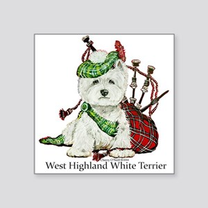 Highland Westie Sticker