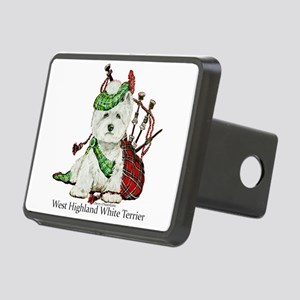 Highland Westie Hitch Cover