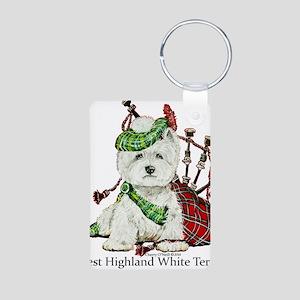 Highland Westie Keychains