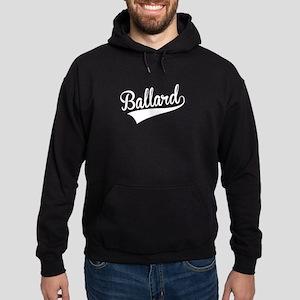 Ballard, Retro, Hoodie