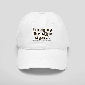Aging Like Fine Cigars Cap