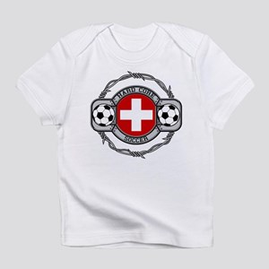 Switzerland Soccer Infant T-Shirt