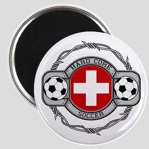 Switzerland Soccer Magnet