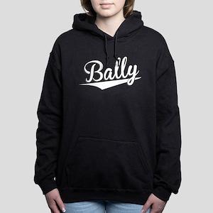 Bally, Retro, Women's Hooded Sweatshirt