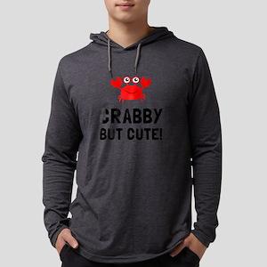 Crabby But Cute Long Sleeve T-Shirt