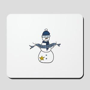 SEASONS CHRISTMAS Mousepad