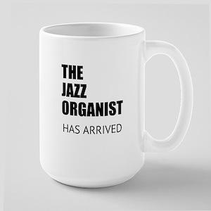 THE JAZZ ORGANIST HAS ARRIVED Mugs