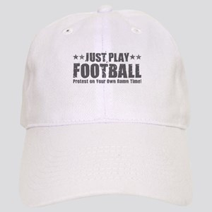 Just Play Football Cap