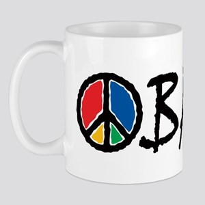 Obama Peace Mug