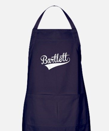 Bartlett, Retro, Apron (dark)