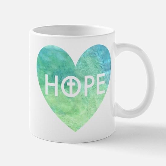 Hope in Jesus Mug