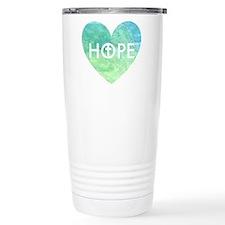 Hope in Jesus Stainless Steel Travel Mug