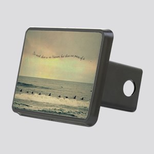 Pieces of Heaven Rectangular Hitch Cover