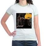 Loki and Sigyn Ringer T-shirt