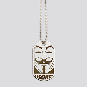 disobey Dog Tags