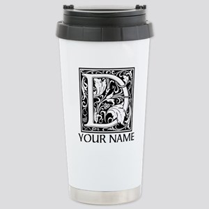 Custom Decorative Letter D Mugs