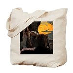 Loki and Sigyn Tote Bag