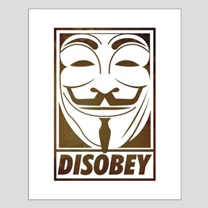 disobey Posters