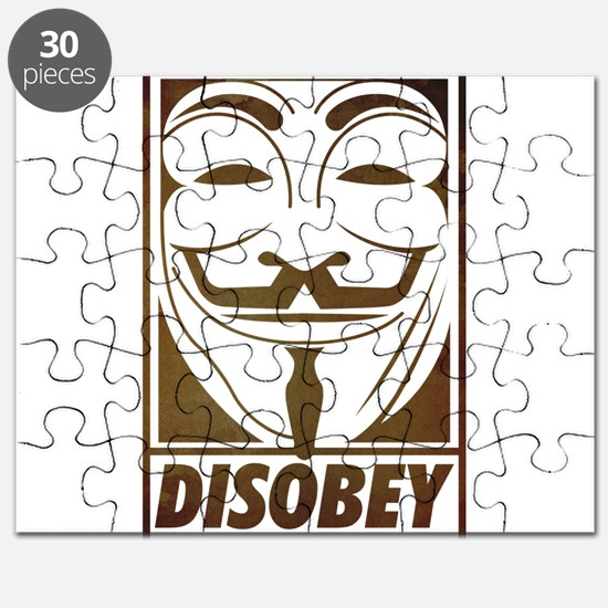 disobey Puzzle