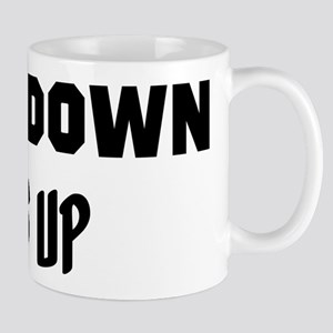 face down ass up 3 Mugs