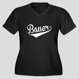 Bauer, Retro, Plus Size T-Shirt