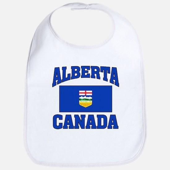 Alberta Canada Flag Bib