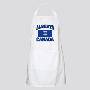 Alberta Canada Flag Apron