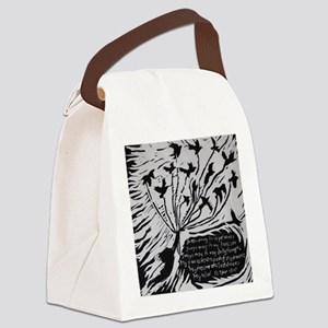 Swept away Canvas Lunch Bag