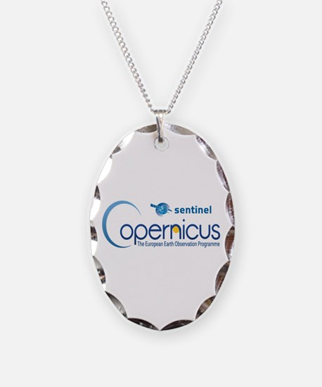 Copernicus Sentinel Necklace