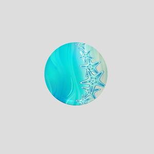 Starfish Mini Button