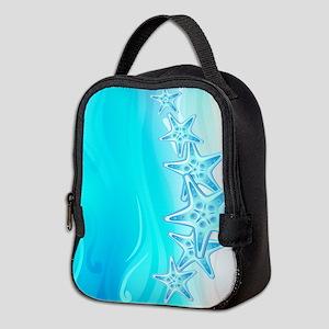 Starfish Neoprene Lunch Bag