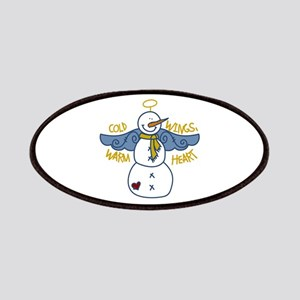 Warm Heart Angel Patches