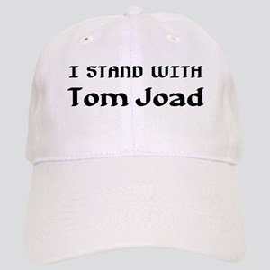 stand with tom joad Cap