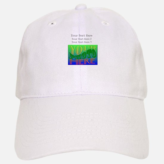 Design Your Own Baseball Baseball Baseball Cap