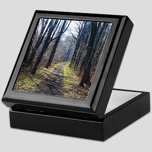 Nature Trail Keepsake Box