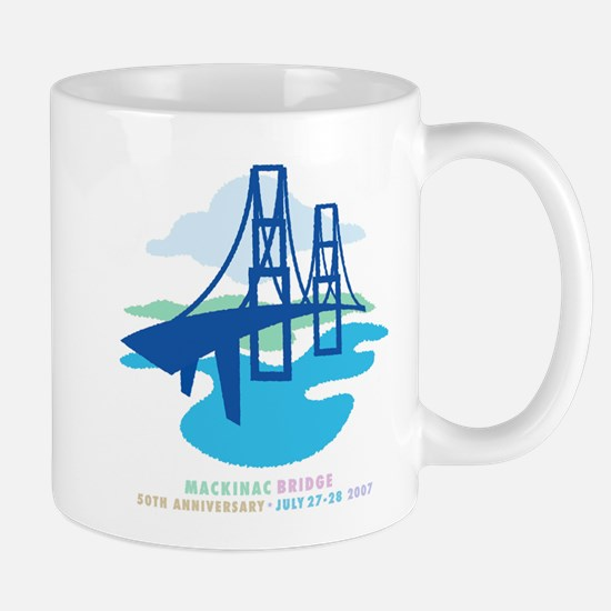 Mackinac Bridge2 Mug