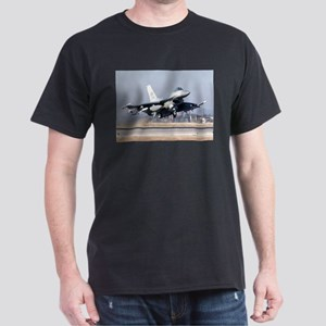 F-16 taking off Dark T-Shirt