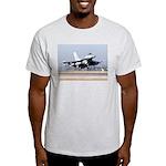 F-16 taking off Light T-Shirt