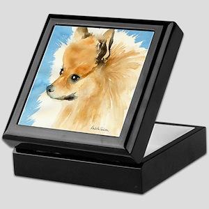 Pomeranian Stuff! Keepsake Box