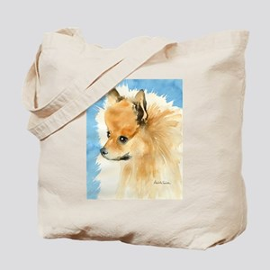 Pomeranian Stuff! Tote Bag
