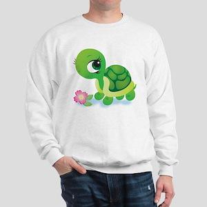 Toshi the Turtle Sweatshirt