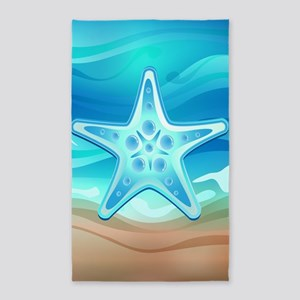 Starfish 2 3'x5' Area Rug