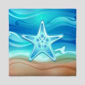 Starfish 2 Queen Duvet