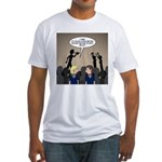 Pack Meetings Fitted T-Shirt